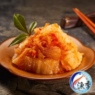 【漁季水產】黃金飛魚卵泡菜3包組(250g±10%/包)
