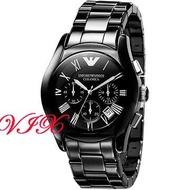 EMPORIO ARMANI 阿曼尼手錶AR1400 義式風格簡約腕錶 手錶