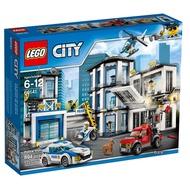 LEGO 樂高 CITY 城市系列 - LT60141 警察局