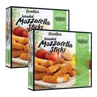 【蝦皮茉兒】宅配免運 🚚 Farm Rich 冷凍摩佐拉乳酪條 2.26KG X 2盒 COSTCO 美國製