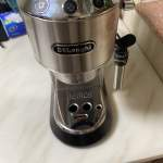迪朗奇 德龍 DeLonghi Dedica EC685.M 半自動咖啡機 金屬色