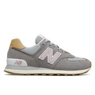 NEW BALANCE 574 運動鞋 慢跑 麂皮 女鞋 灰 WL574NA2-B楦