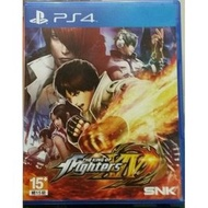 【實體光碟】PS4遊戲片 繁體中文版 可更新/連線對戰 拳皇14 格鬥天王14 KOF14 PS4拳皇14PS4格鬥天王