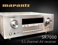 【風尚音響】Marantz SR7000 日本製造 5.1聲道 AV環繞 家庭劇院擴大機 ✦已售出✦