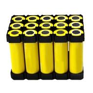 Iorx 10pcs Black 21700 3 X 5 Battery Holder Battery Safe Bracket For 21700 Battery