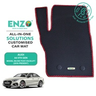 [PRE-ORDER] ENZO Car Mat - Audi A4 5th Gen Model B9/8W Post-Facelift (2019-Present) [Ship Out Within 2 Weeks]
