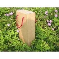 酒瓶紙盒-酒盒-包裝盒-E-5003空白禮盒(酒-醋-玻璃瓶裝手提盒)-醋盒-紅酒盒-酒瓶盒-酒盒+兩層瓦愣紙禮品盒