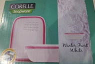 Corelle Snapware 1 ltr - Rectangular