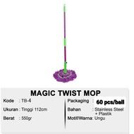 Magic Twist Mop Mop Mop