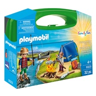 playmobil 露營提盒