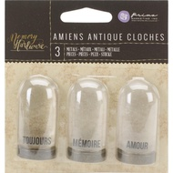 [Shop Malaysia] Memory Hardware - Amiens Antique Cloches