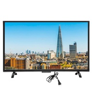 HD TV, 32inch Large Screen 1920x1200 HD Curved TV HDMI 3000R Smart TV 110V(110V US)