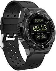 Smart Watch 4G Smart Watch Android 6.0 RAM 1GB+ROM 8GB Bluetooth 4.0 Smart Watches For Men Heart Rate Tracker smart wristband (Color : Black) meyeye (Color : Black)