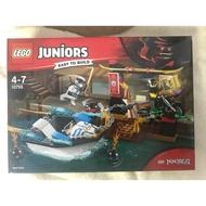 樂高 10755 冰忍 旋風忍者 忍者 船 追擊 LEGO ninjago juniors 積木 台北市可面交 禮物