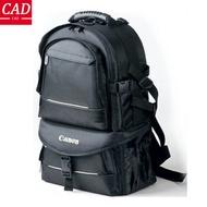 กระเป๋าเป้สะพายหลังสำหรับกล้องDSLRมืออาชีพ,กระเป๋าสองชั้นจุของได้เยอะปรับเดินทางได้สำหรับกล้องNikon SLR