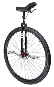 QU-AX unicycle 787 mm (36″) black 最佳路騎車款