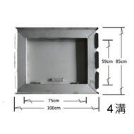§排風專家§ 不鏽鋼天窗 天井蓋 鐵皮屋逃生孔 烤漆浪板維修孔  出入孔 出入蓋