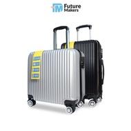 [Official Store] Silencer กระเป๋าเดินทาง ขนาด 18/20/24 นิ้ว วัสดุ ABS / ABS+PCกระเป๋าเดินทาง กระเป๋า เดินทาง 20 นิ้ว ผ้า คลุม กระเป๋า เดินทาง กระเป๋า เดินทาง 24 นิ้ว กระเป๋า ลาก กระเป๋า เดินทาง ยี่ห้อ ไหน ดี กระเป๋า เดินทาง 28 นิ้ว กระเป๋า เดินทาง america