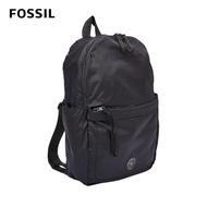 【FOSSIL】618年中慶★Sport 防潑水輕便後背包-黑色 MBG9460001(可摺疊收納)