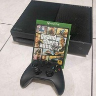 xbox one with GTA5