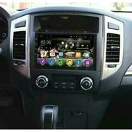 三菱 Pajero安卓版螢幕主機 平板 上網 WIFI.網路電視.藍芽電話