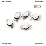 [🌷🌷Base] 5pcs 10A 250V KSD301 85°C Thermostat Temperature Thermal Control Switch [SG]
