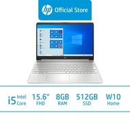 HP Laptop 15s-fq2015TU / 11th Gen Intel i5-1135G7 / 15s-fq2024TU / i7-1165G7 / 8GB RAM / 512GB SSD G