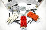 美國Cooper(EAGLE)醫療級水地分離插座 IG8300 系列 CRYO -320度F 新版 冷處理版震憾上市!