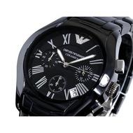 熱銷 時尚 MPORIO ARMANI 陶瓷錶旗艦系列 AR1400 Armani男女手錶 情侶陶瓷腕