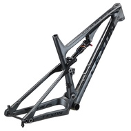 Carbon fiber soft tail mountain bike frame double suspension bike 27.5 inch 29 inch motocross off-road AM XC frame