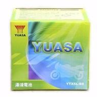 YUASA湯淺YTX5L-BS 5號 機車電池電瓶(同GTX5L-BS) 三陽 光陽 山葉 電瓶