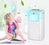 【Large 1HP FAST COOLING】AFT C-001 Mobile Air Conditioning Window Type Vertical Air Conditioner Chillers Smart Timer Portable Movable Inverter Compress Cooling fast