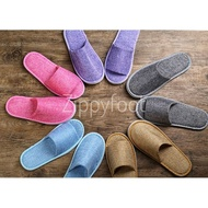 Indoor Slipper hotel travel home disposable One time Use indoor slipper