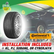Continental ComfortContact CC6 Tyre 175/70R13
