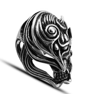 Exaggerated Index Finger Skeleton Ring Jewelry Domineering Ghost Ring