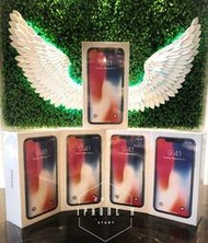 全新現貨 Apple iPhone X 256G 台中店面 IPhone 6 6s 7 8 plus 64G 參考