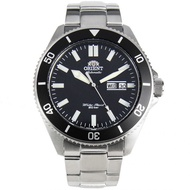 ORIENT RA-AA0008B09C KAMASU MAKO III AUTOMATIC Black Dial Divers Stainless Steel WATER RESISTANCE CLASSIC MEN WATCH