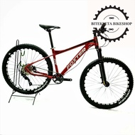 2020 MODEL FOXTER ELBRUS 7.2 DEORE 27.5 MTB BICYCLE MOUNTAIN BIKE