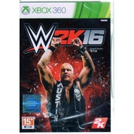 XBOX360遊戲 WWE 2K16 美國勁爆職業摔角 英文亞版 【魔力電玩】