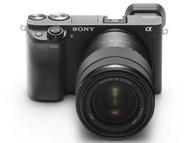 【新博攝影】SONY ILCE-A6400M 18-135mm變焦鏡組(分期0利率;台灣索尼公司貨;送原廠充電電池組、α收納旅行袋