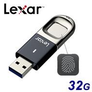 Lexar 雷克沙 32GB JumpDrive FinerPrint F35 USB3.0 指紋加密 隨身碟
