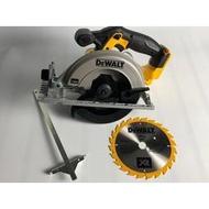 美國 DEWALT DCS391得偉 18V 鋰電圓鋸機 充電式切割圓鋸機
