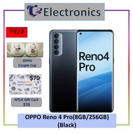 OPPO Reno 4 Pro (Free $70 NTUC Voucher and OPPO Couple Cup) - T2 electronics
