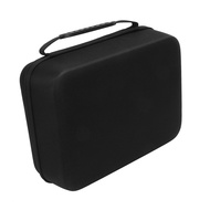 Shockproof Nylon Storage Bag Anti-Pressure Anti-Fall Black Carrying Case Travel Box Dustproof Protection Bag for Dyson Supersonic HD01 HD03 Hair Dryer