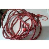 汔機車綁繩/彈力繩(紅)