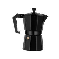 ของแท้ หม้อต้มกาแฟอลูมิเนียม Moka Pot กาต้มกาแฟสดแบบพกพา เครื่องชงกาแฟ เครื่องทำกาแฟสดเอสเปรสโซ่ ขนาด 3 ถ้วย 150 มล.Hagan 24 Shop0639 เครื่องชงกาแฟ เครื่องชงกาแฟสด เครื่องชงชา เครื่องชงชากาแฟ เครื่องทำกาแฟ
