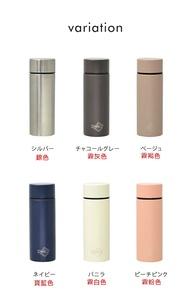 日本直送 POKETLE 120ml 迷你隨身保溫壺 /保溫瓶 /口袋瓶 六種顏色可選