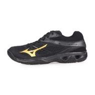 (男女) MIZUNO THUDNER BLADE 排球鞋-美津濃 黑灰金