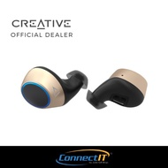 Creative Outlier Gold Wireless Bluetooth V5.0 Earbuds With Super X-FI® (Local 1 Year Warranty)