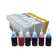 YUANMO EPSON 82N 填充式墨水匣組 RX590/RX690 專用